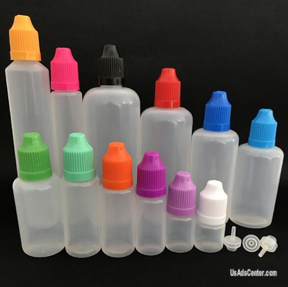 Wholesale Food Safe Clear Plastic Bottles - New York City