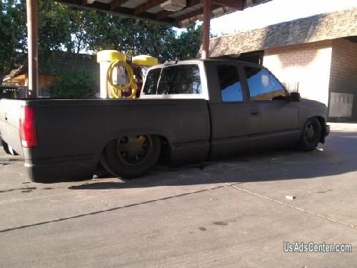Picture Of BAGGED CHEVY 95 CLEAN PRICE REDUCED