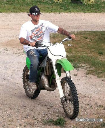 Dirt Bike 1999 Kawasaki Kx 125 Motorcycles For Sale In Holland