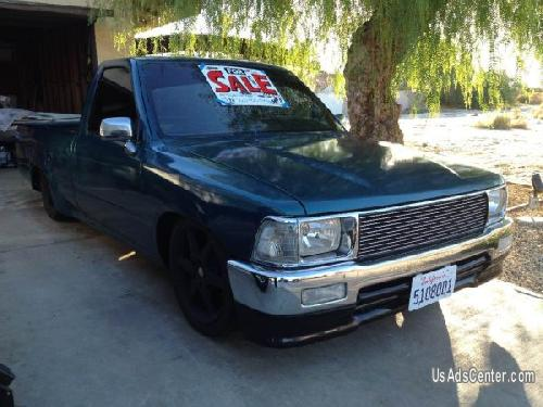 Picture Of 1994 Bagged Toyota Mini Truck
