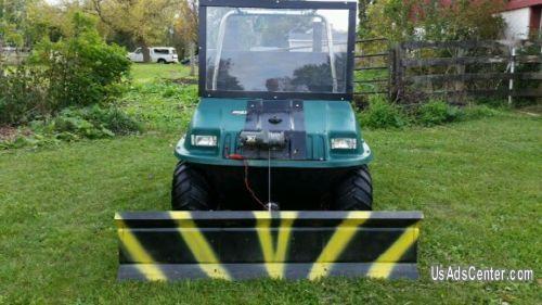 2004 MAX 2 AMPHIBIOUS ATV 6X6 /ARGO