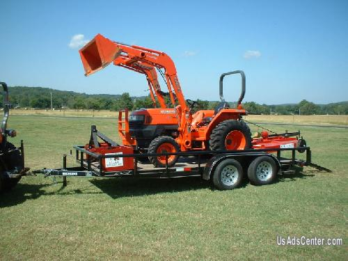 2009 KUBOTA L2800 TRACTOR for $2700 | Everything Else for