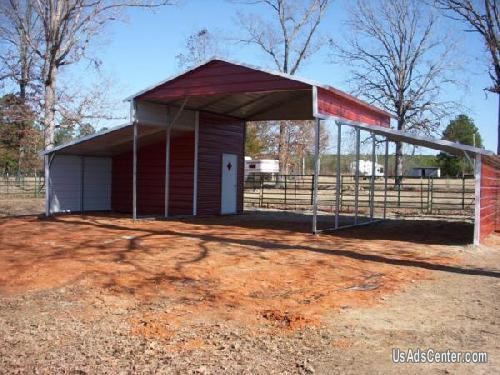 Carports, Garages, Pole Barns, RV Covers, Portable ...