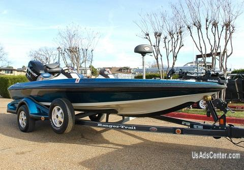 2008 RANGER 188 DVX BASS BOAT | Boats / Ships for sale in