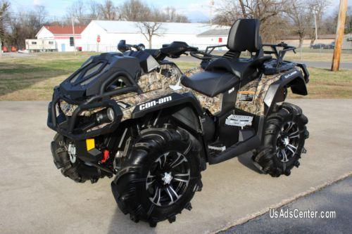 Can Am Outlander 1000 Xmr >> 2013 Can Am Outlander 1000 Xmr